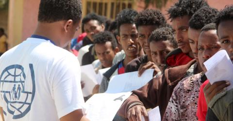 15,000 Eritrean Refugees Relocated in Ethiopia by UN Migration