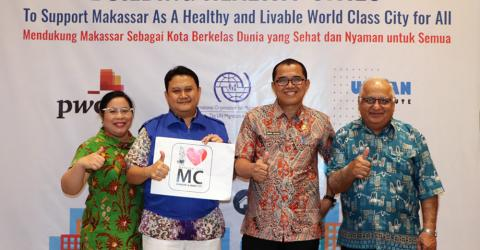 "IOM, JSI Partner with Indonesian Municipality on ""Smart City"" Initiative to Improve Access to Services"