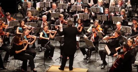 UN Orchestra to hold Geneva Fundraising Concert in support of IOM's work with Migrants in Greece