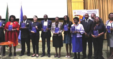 Namibia's Migration Profile is launched in Windhoek