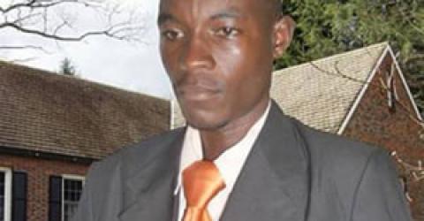 El trabajador humanitario de la OIM Evariste Mbonihankuye fue asesinado en Burundi hace un año. Foto: OIM