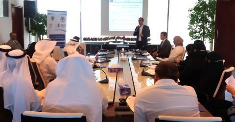 La OIM publica un estudio sobre los efectos de las redes sociales en el mercado laboral de Kuwait. Foto: OIM 2016