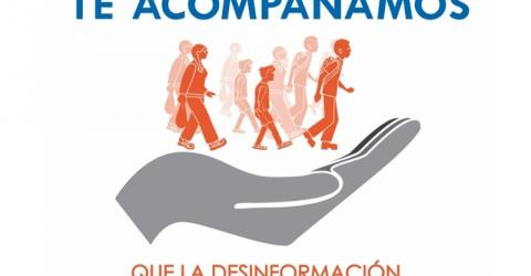 IOM backs a Mexican information campaign to protect migrants in transit.