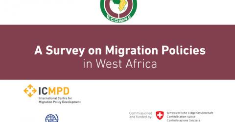 A new survey looks at migration policies in West Africa.