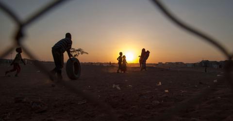 Somalia faces a drought-induced famine. Photo: IOM