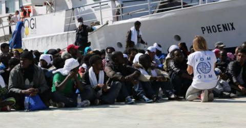 Europe/Mediterranean - Migration Crisis Response Situation Report | 5 October 2015