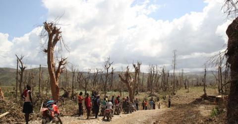 Haiti | Hurricane Matthew - Situation Report No. 4 | 10 October 2016