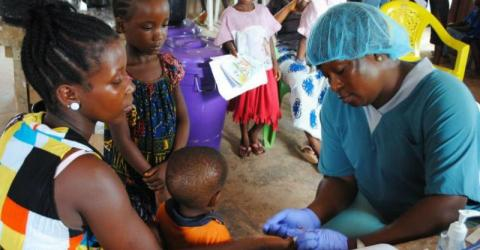 Central and West Africa - Ebola Crisis Response Situation Report   31 July 2015