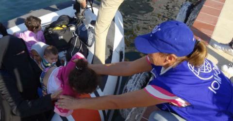Europe /Mediterranean - Migration Crisis Response Situation Report | 22 September 2016