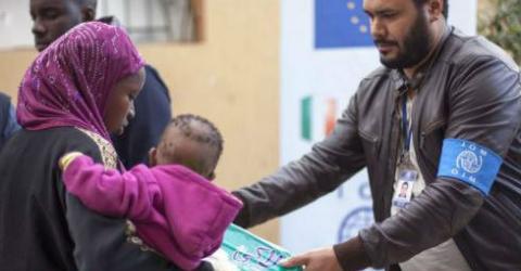 Europe / Mediterranean - Migration Crisis Response Situation Report | 17 December 2015