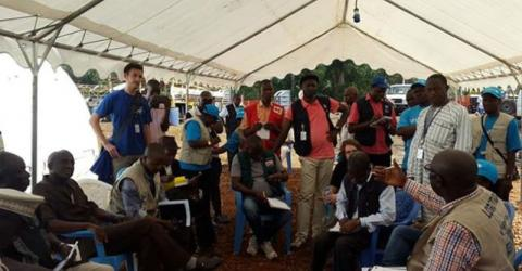 Guinea - Ebola Response Situation Report | 31 March 2016