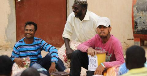 Europe/Mediterranean - Migration Crisis Response Situation Report   7 September 2016