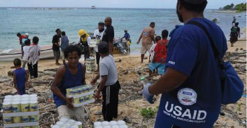 Micronesia - Typhoon Maysak Response Situation Report | October 2015