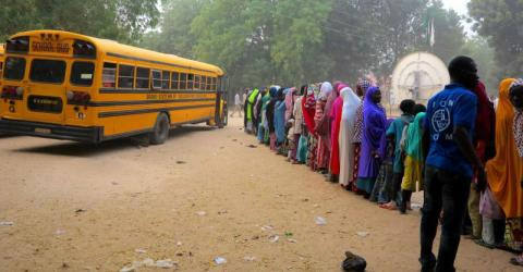 Nigeria - Emergency Operations Situation Report | January 2016