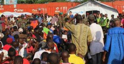 Sierra Leone - Flood Response Situation Report | 21 September 2015