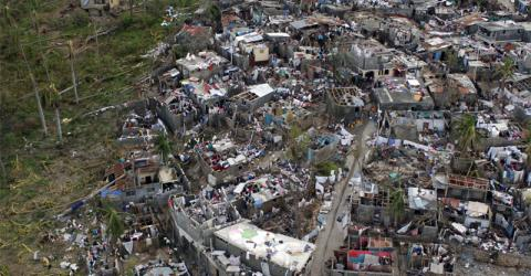 Haiti - IOM Appeal  | Hurricane Matthew | Oct 9, 2016