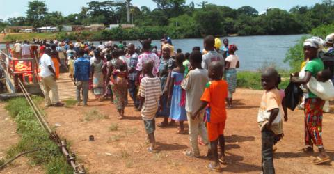Liberia - Situation Report | March 2016