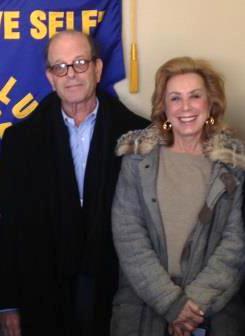 Mark and Rosanne Rosen