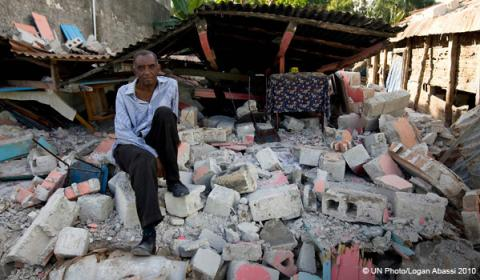 While over 200,000 Haitians died in the earthquake, over a million residents were left in desperate need for food, water, medical assistance and shelter.