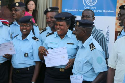 UN Migration Agency Trains Burundi Law Enforcement Officers on Combating Human Trafficking