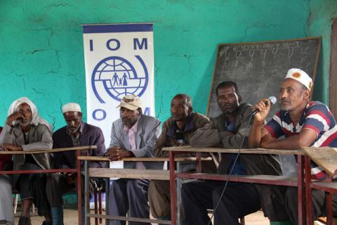 500,000 Reached in Ethiopia by UN Migration Agency's Awareness Raising on Irregular Migration