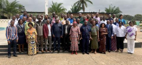 IOM, Abidjan-Lagos Corridor Organization Strengthens Cross-border Coordination on Infectious Disease Outbreaks