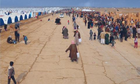 Mosul Crisis: Population Movement Analysis Report Published - IOM