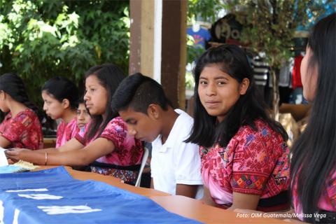 Nahualá es un municipio ubicado en Sololá, a 200 kilómetros al occidente de la capital guatemalteca, en el Altiplano del país y es caracterizado por tener una alta tendencia a la migración.