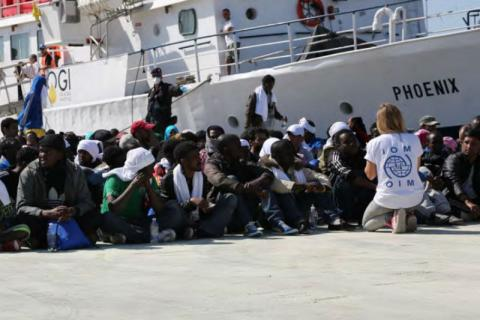 Europe/Mediterranean - Migration Crisis Response Situation Report | 5 October 2015