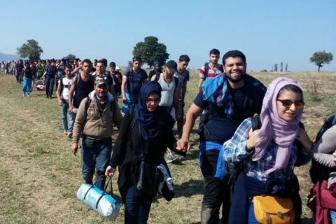 Europe/Mediterranean - Crisis Response Situation Report | 24 September 2015