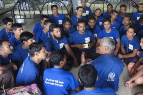 IOM-Andaman-Sea-Crisis-Situation-Report-October-2015