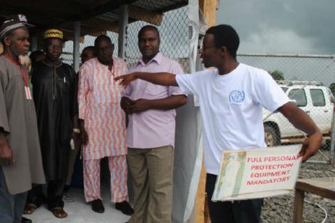 Liberia - Ebola Response Situation Report | 31 October 2015