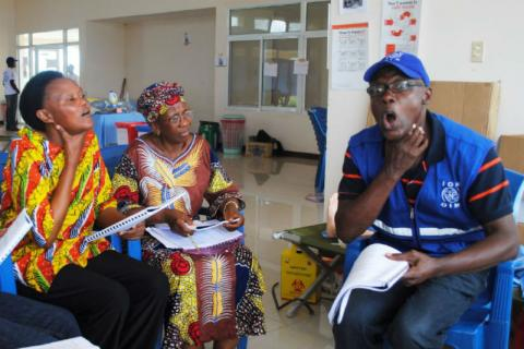 Liberia - Situation Report | 28 July - 31 August 2015