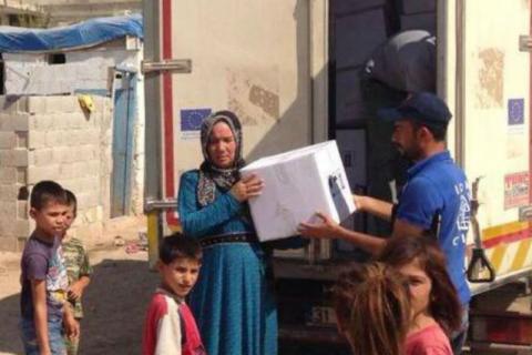 Syria - Syria Crisis Regional Response | August 2015