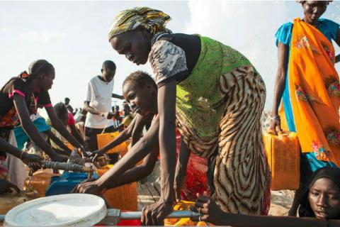 South Sudan - Humanitarian Update 56 | 07 October 2015