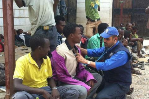 Yemen - Crisis Response Situation Report | 29 October 2015