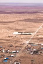 El viaje desde Somalilandia a Europa es muy largo © OIM (Fotografía: C Hibbert)