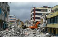 The quake devastated Pedernales, the town closest to the epicenter. Photo: Jamie Paredes / IOM.