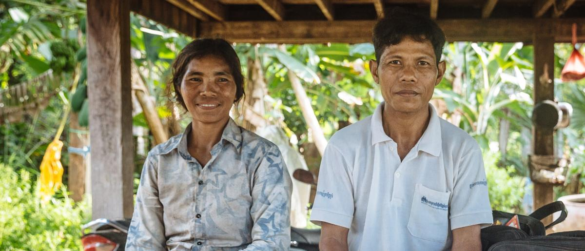 IOM promotes testing and treatment as well as vector control/prevention strategies for malaria in Cambodia. © IOM / Muse Mohammed 2016