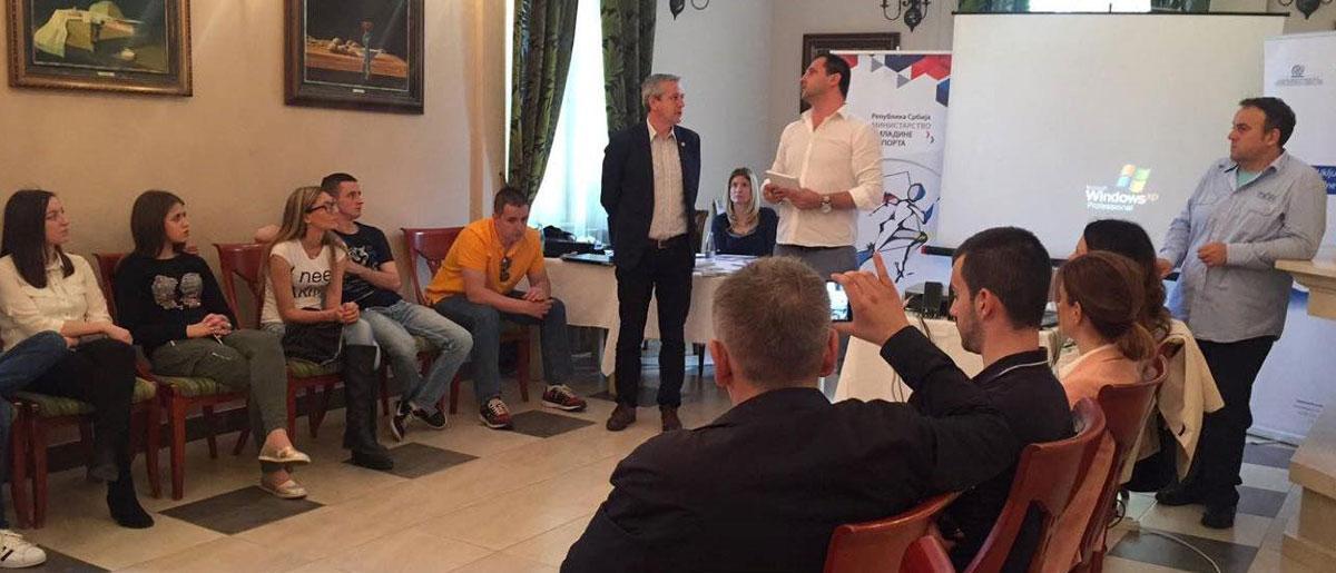 Youth and Diaspora Forum Serbia, May 2016