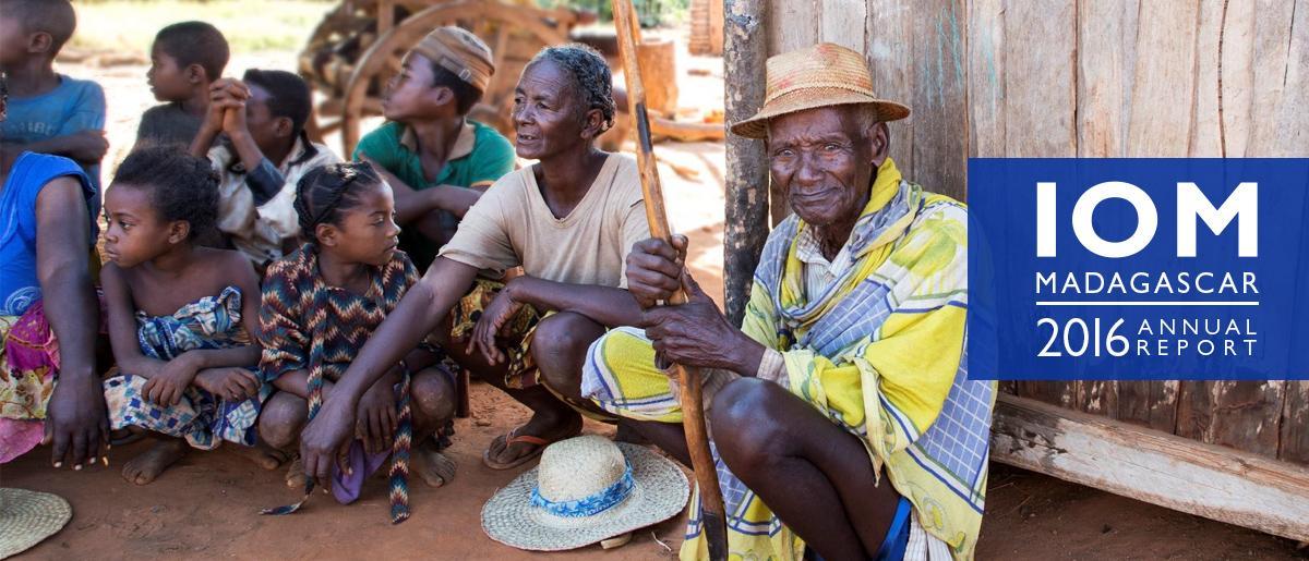 IOM Madagascar 2016 Annual Report