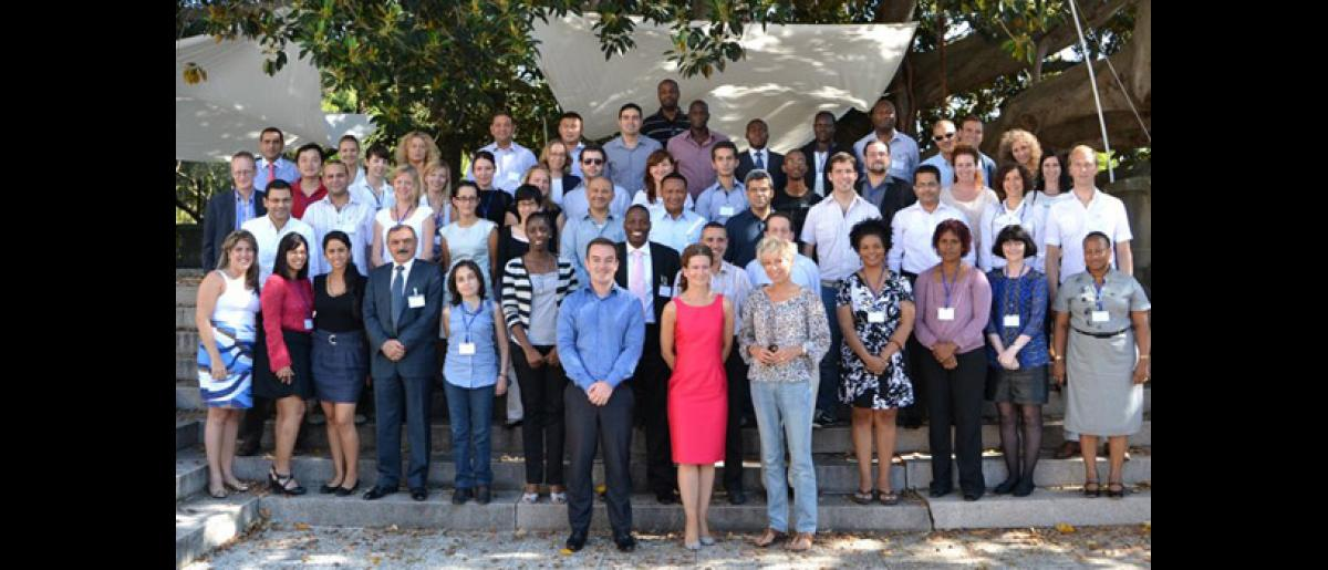 7th Migration Law Course group picture