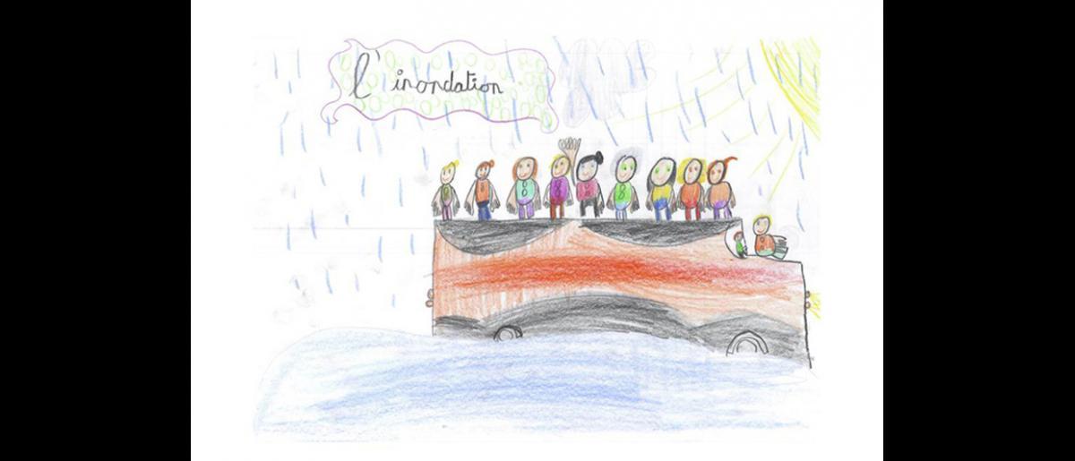 Marie – 8 años : La ganadora