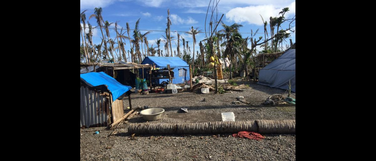 13 May 2015, Mataso island, Vanuatu: While Mataso is now habitable, there is still more to do to assist the community to recover, including supporting agriculture and fisheries. © OCHA/Yaëlle Link 2015