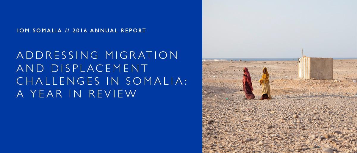 Somalia   International Organization for Migration